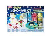 Poof Slinky Ideal Glow Sno Man Kit