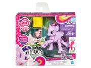 My Little Pony Friendship is Magic Princess Twilight Sparkle Reading Cafe 9SIV1976T46793
