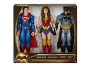 Batman v Superman 12 inch Action Figures 3-Pack