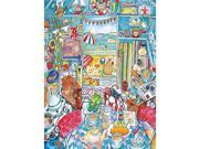 Ceaco Room with a View Summer House Jigsaw Puzzle - 750 Pieces