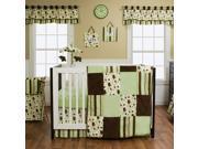 Trend Lab Giggles 8-Piece Crib Bedding Set