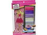 Barbie Fabric Fashion Designer Craft Set
