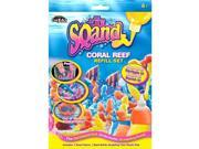 Cra-Z-Art Sqand Coral Reef Sculpting Sand Refill Set