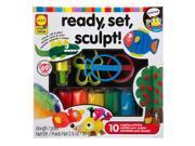 Alex Toys Little Hands Ready, Set, Sculpt! Activities Kit 9SIA3G64313328
