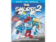 The Smurfs 2 Blu-Ray Combo Pack Blu-Ray/DVD/Ultra Violet 9SIA3G643K6785