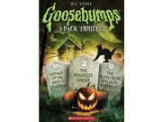 Goosebumps: Attack Of The Jack-O-Lanterns DVD