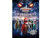 Power Rangers: Super Megaforce Legendary DVD