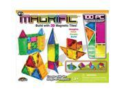 Magrific 100 pc Magnetic Tiles
