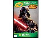 Crayola Star Wars Giant Coloring Pages 9SIV16A6735366