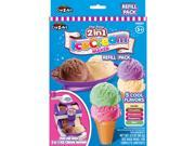 Cra-Z-Art Twirl & Swirl Ice Cream Maker - Refill Pack