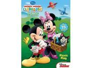 Disney Mickey Mouse Clubhouse Gigantic Coloring & Activity Book
