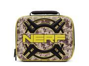 NERF Camouflage Print Insulated Lunch Box