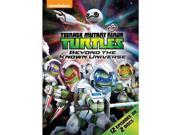 Teenage Mutant Ninja Turtles: Beyond the Known Universe 2 Disc DVD 9SIA3G647M3602