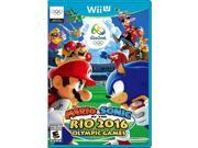Mario and Sonic at the Rio 2016 Olympic Games for Nintendo Wii U