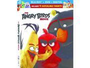 The Angry Birds Movie Blu-Ray Combo Pack Blu-Ray/DVD/Digital HD 9SIA3G648M5276