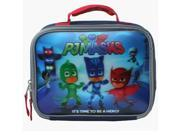 """Disney Junior PJ Masks """"It's Time To Be A Hero!"""" Insulated Lunch Box"""