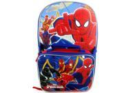 Marvel Ultimate Spider-Man Backpack with Detachable Lunch Box & Two Side Mesh 9SIAB1X6ZM5205