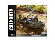 Mega Bloks Call of Duty Riverboat Raid Collector Construction Set 9SIAEUT6D32549