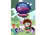 Littlest Pet Shop Making Friends DVD