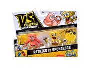 VS Rip-Spin Warriors SpongeBob vs. Patrick Warior Action Figure Playset, 2 Pack 9SIAEUT6CV9808