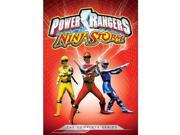 Power Rangers Ninja Storm: The Complete Series DVD