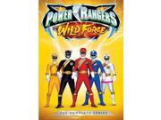 Power Rangers: Wild Force The Complete Series DVD