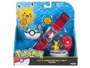 Tomy Pokemon Clip N Carry Poke Ball 2 inch Action Figure with Belt - Pikachu 9SIABHU5905537