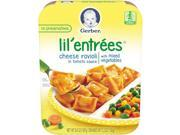 Gerber Lil Entrees Cheese Ravioli in Tomato Sauce with Mixed Ve 6.6 Ounce