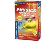 Thames and Kosmos Physics Force and Pressure Experiment Kit 9SIA3G61JB1503