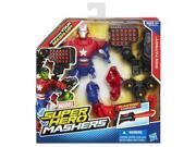 Marvel Super Hero Mashers Iron Patriot Figure 9SIA0193V34459