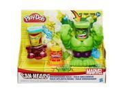 Play-Doh Smashdown Hulk Featuring Marvel Can-Heads 9SIAD185MD2408