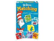 Dr. Seuss Picture Matching Game