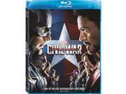Marvel's Captain America: Civil War Blu-Ray 9SIAA765805133