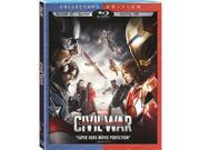 Marvel's Captain America: Civil War Collector's Edition 2 Disc 3D Blu-Ray 9SIA3G64NX0330