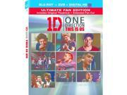 One Direction: This Is Us Blu-Ray Combo Pack Blu-Ray/DVD/Ultra Violet 9SIA3G61B49833