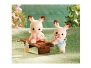 Calico Critters Hopscotch Rabbit Twins 9SIA3G61DY8286