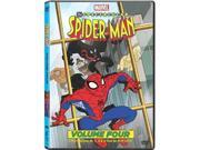 The Spectacular Spider-Man: Volume 4 DVD 9SIA3G61B49782