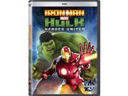 Iron Man & Hulk: Heros United DVD 9SIA3G618V6255