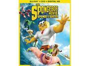 The SpongeBob Movie: Sponge Out of Water Blu-Ray Combo Pack 9SIAA763US4873