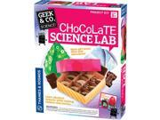 Thames & Kosmos Chocolate Science Lab Project Kit 9SIA3G638B9854