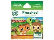 LeapFrog Learning Friends Preschool Adventures Learning Game for LeapPad