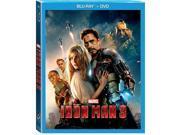 Iron Man 3 Blu-Ray Combo Pack Blu-Ray/DVD 9SIAA763US8882