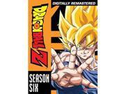Dragon Ball Z: Season Six 6 DVD Set 9SIA3G61T11252