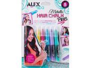 Alex Toys Spa Hair Chalk Pens - Metallic 9SIA3G63JV9029