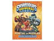 Skylanders Universe: Portal of Puzzle Sticker Activity Book 9SIABHA4P73529