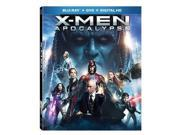 X-Men: Apocalypse Blu-Ray Combo Pack Blu-Ray/DVD/Digital HD 9SIAA765804626