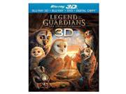 Legend of the Guardians: The Owls of Ga'Hoole 3D DVD 9SIA3G618V6514