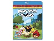 Angry Birds Toons Volume 1 Blu-Ray 9SIA3G64W68822
