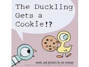 Duckling Gets A Cookie!