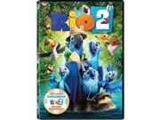 Rio 2 DVD with Soccer Beachball 9SIA3G61SZ8062
